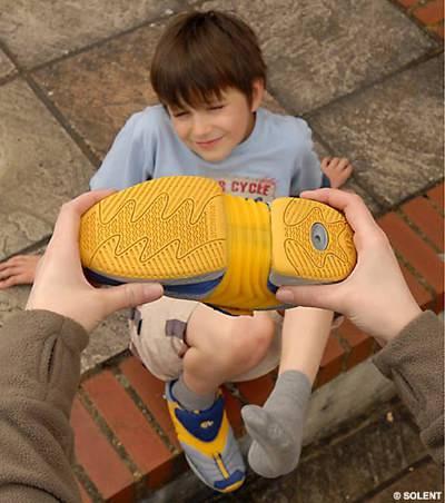 scarpe allungabili