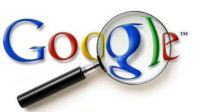 google con lente