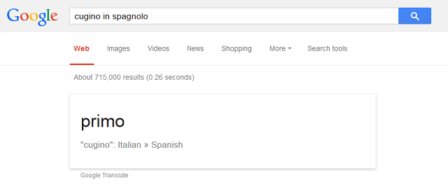 google traduttore automatico