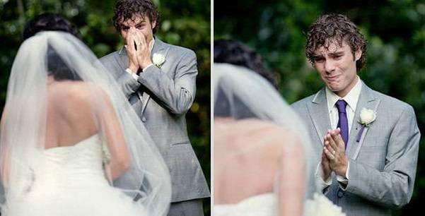 La sincerità delle lacrime degli uomini: 12 commoventi immagini – FOTO
