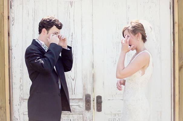 sposi in lacrime