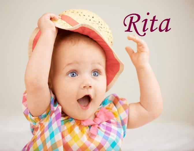 Nomi, significati, onomastici: oggi festeggiamo Rita