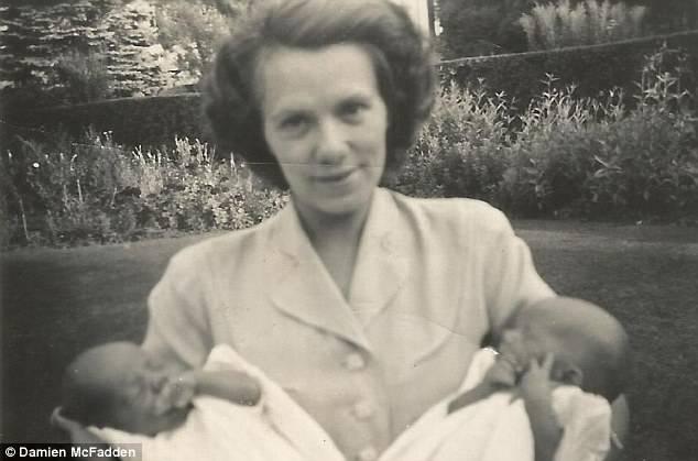 mamma e gemellini