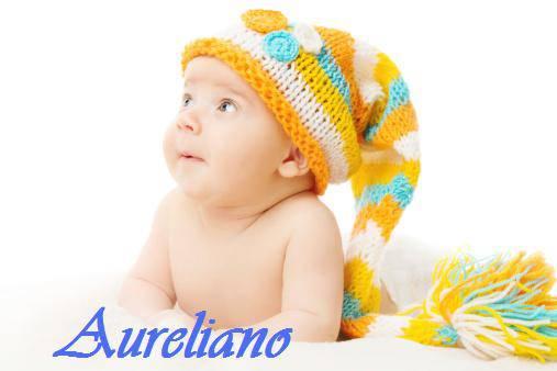 Nomi, significati, onomastici: oggi festeggiamo Aureliano