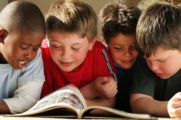 6 modi per far capire a tuo figlio che leggere è meraviglioso