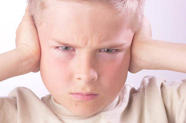 bambino non ascolta