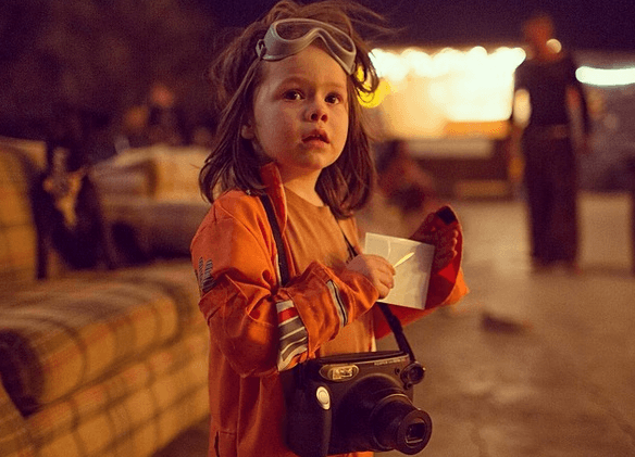 """Ha solo 4 anni ma è già un fotografo professionista"""" – (FOTO)"""