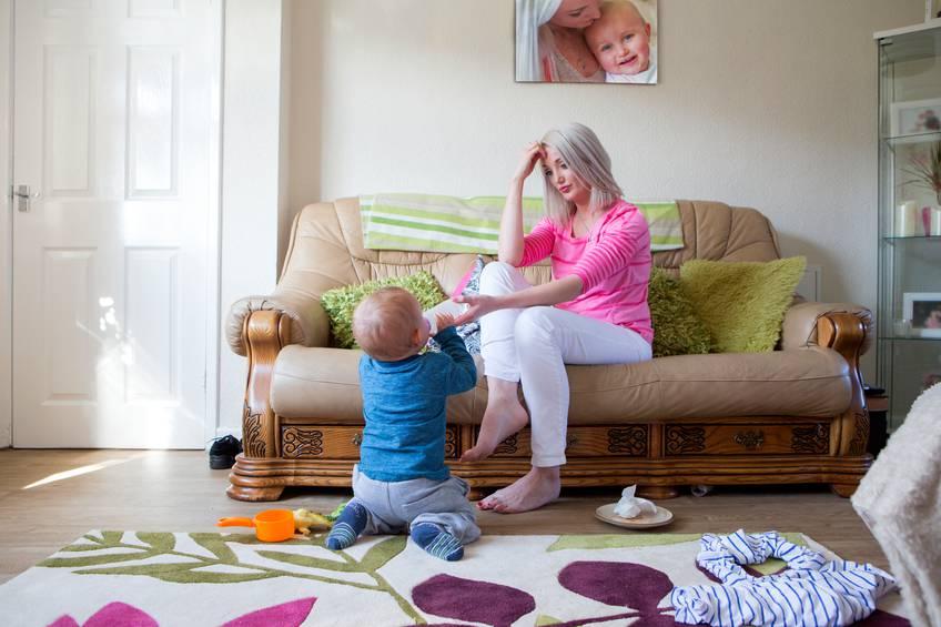 Le mamme-casalinghe stando a casa non fanno nulla? Un papà ha cambiato idea