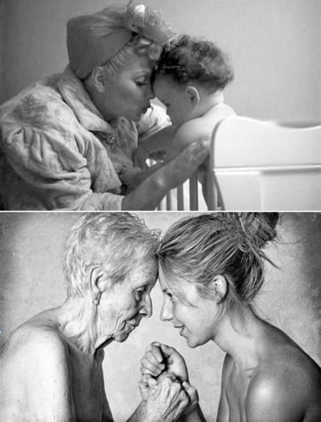 mamma e figlia 30 anni dopo