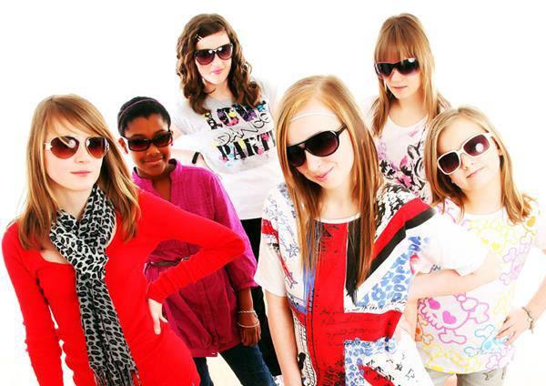 ragazze popolari