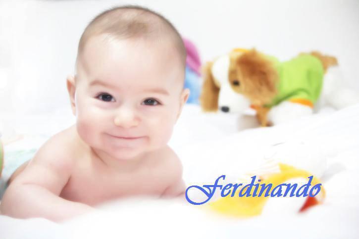 Nomi, significati, onomastici: oggi festeggiamo Ferdinando