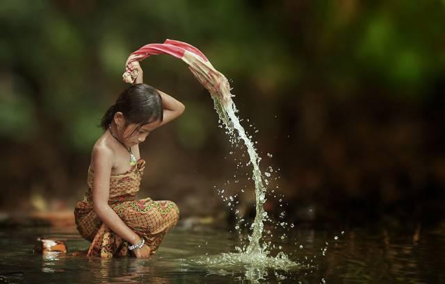 bimba lava vestito