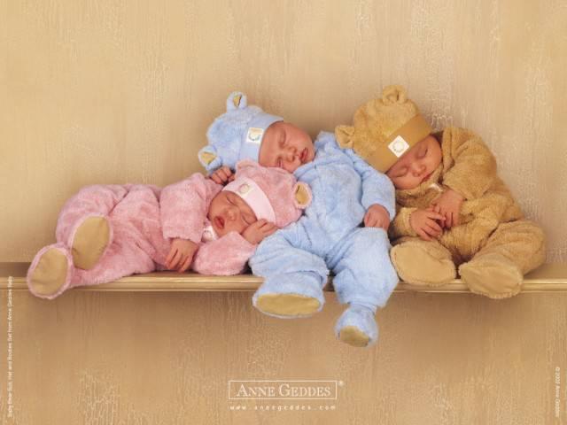 Favorito Anne Geddes e le meravigliose immagini di neonati (FOTO) : QI86
