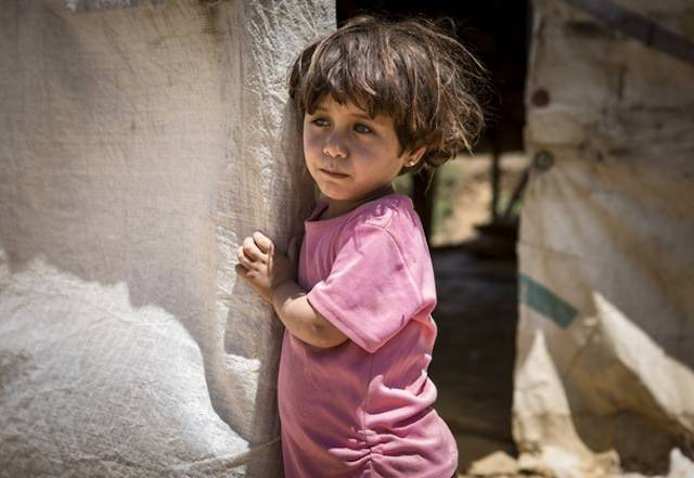 Strage bambini Siria