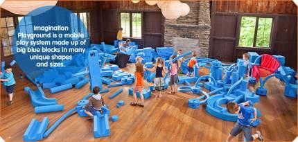 Immaginatio Playground parco giochi