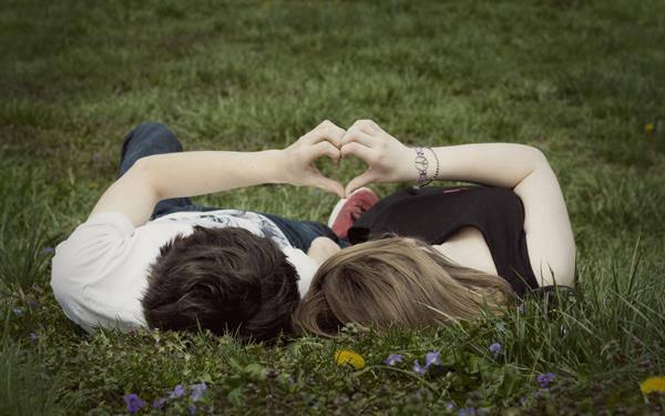 amore tra uomo e donna