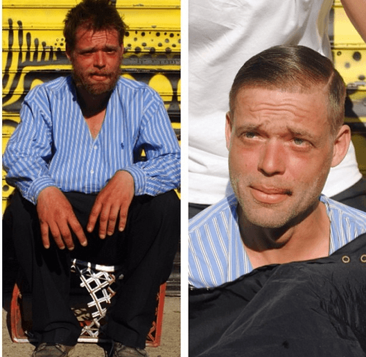 senzatetto a newyork