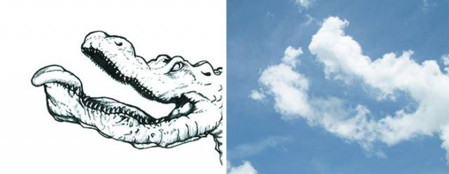 Le nuvole come non le avete mai viste, grazie alla fantasia di un artista (FOTO)