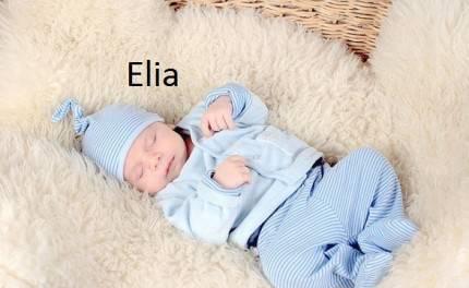 neonato elia