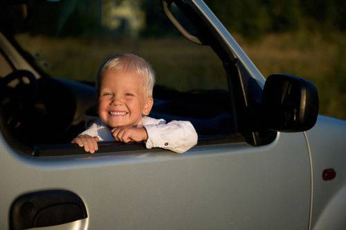 in-macchina-con-bambini