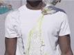 acqua su maglietta