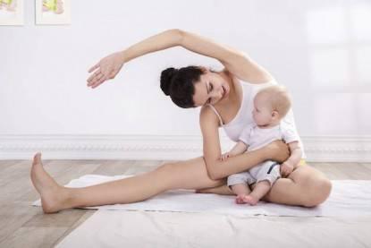 in forma dopo la gravidanza