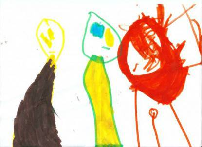 scarabocchi bambini