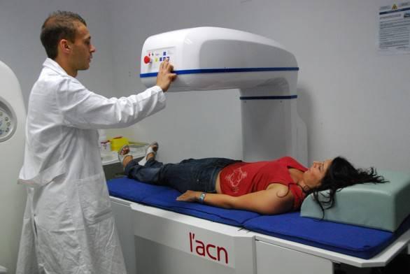 apparecchio MOC per osteogenesi imperfetta