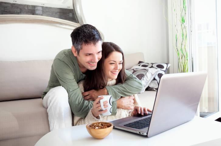 coppia felice e duratura