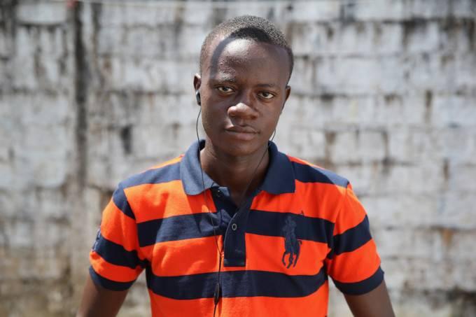 ragazzino sopravvissuto ebola