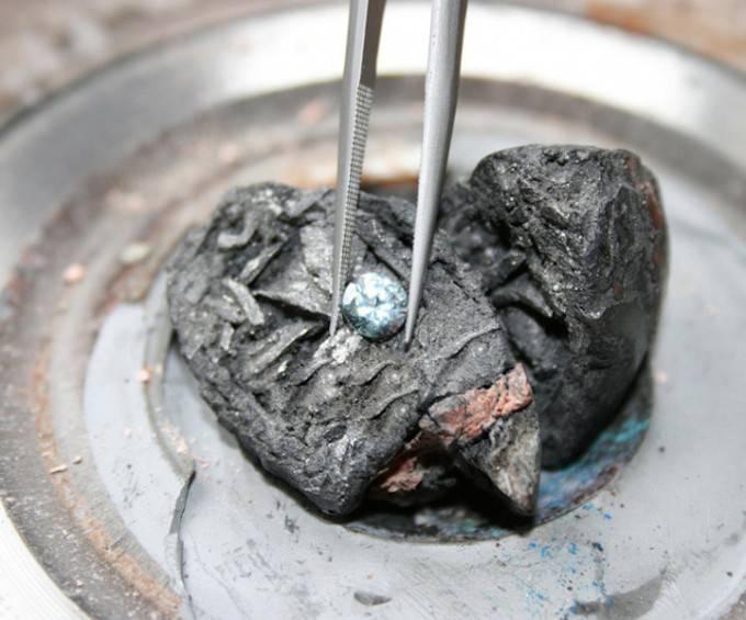 diamante grafite