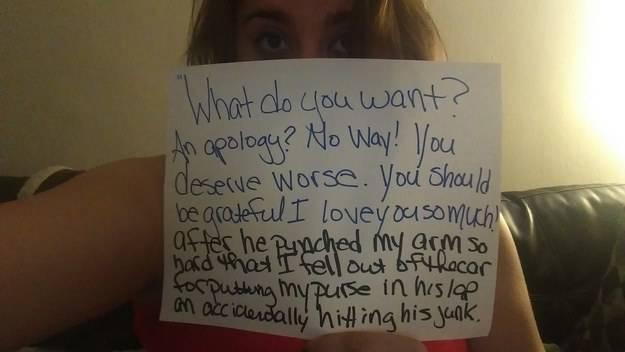 frasi con scritte abusi