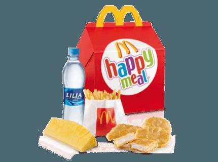 Happy meal mc donalds