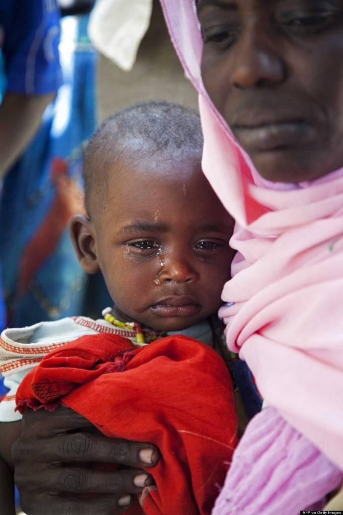 bimbo rifugiato darfur