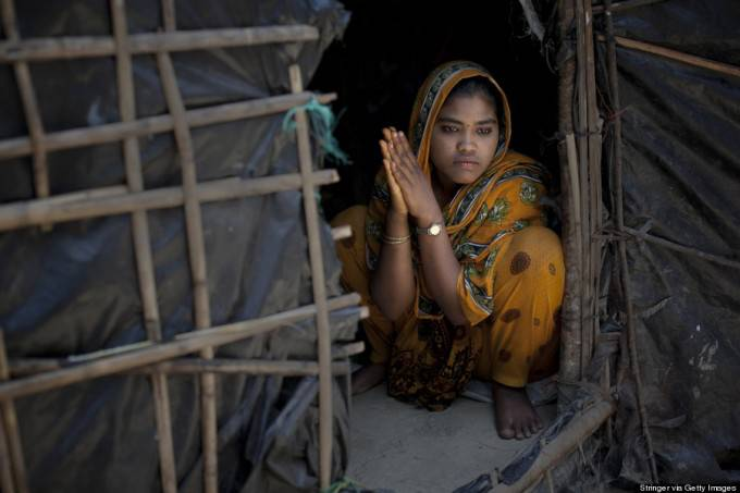 rifugiata in bangladesh