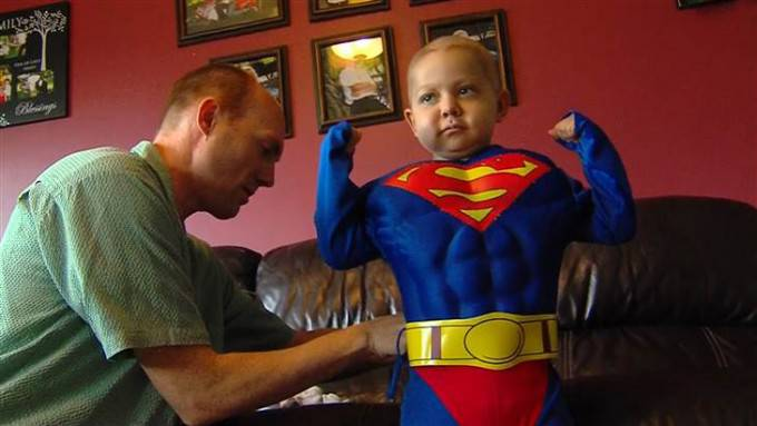 bimbo superman