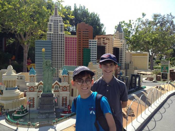 Ben pierce legoland