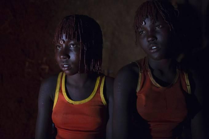 ragazze africane