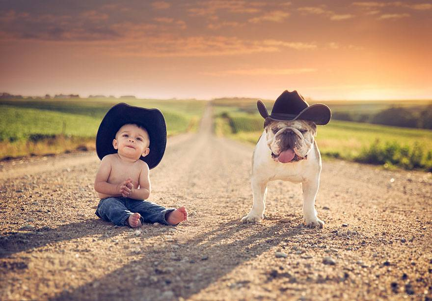 bambini e animali1