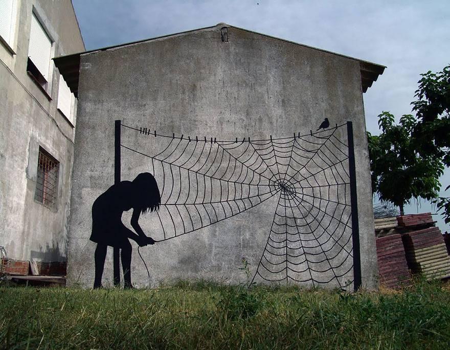 ragnatela murales