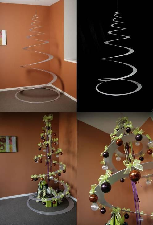albero di natale 21 idee originali per decorarlo