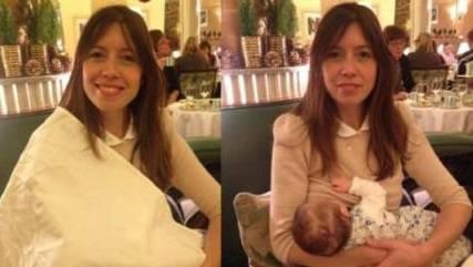 """Mamma umiliata in un albergo di lusso perchè considerata """"oscena"""" FOTO & VIDEO"""