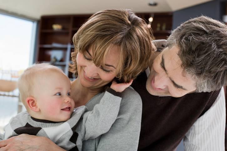 14 segni che tuo figlio ti ama