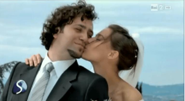 chiara e enrico sposi