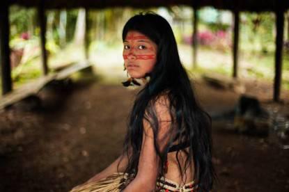 Kichwa-tribe