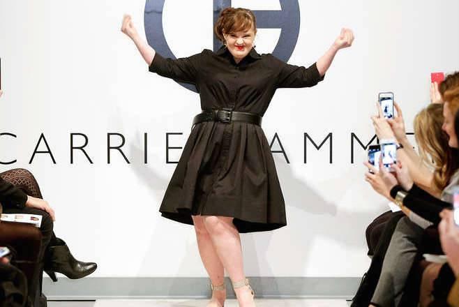Jamie, la modella con la sindrome di Down protagonista a New York