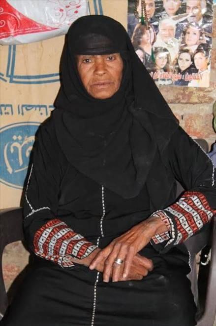 sisa donna egiziana