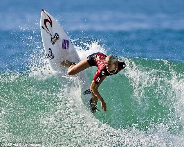 bethany mamma surfista
