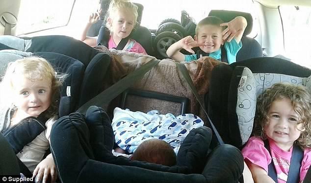 fratellini Gorgens in macchina