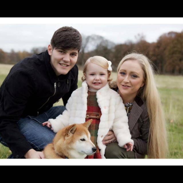 foto famiglia mamma malata